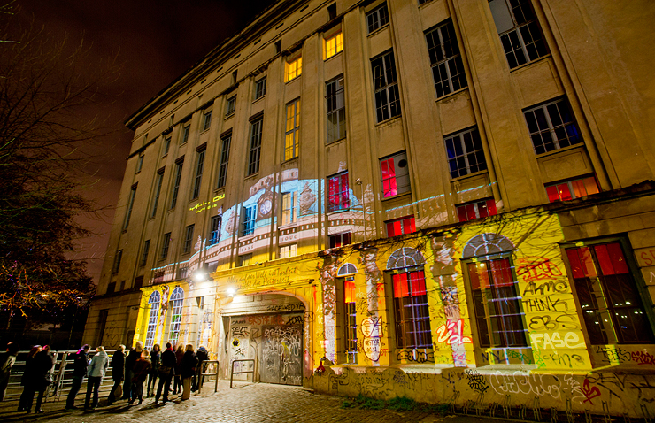 מועדון ברגהיין, ברלין, צילום: גטי אימג