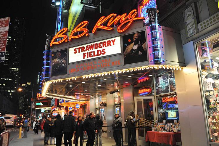 מועדון בלוז ביבי קינג, ניו יורק , צילום: nycgo