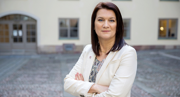 Sweden's Minister for EU Affairs and Trade Ann Linde. Photo: Swedish Embassy