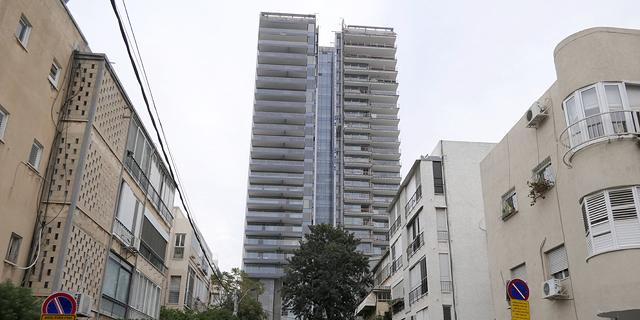 מגדל אסותא רחוב ז'בוטינסקי תל אביב, צילום: צביקה טישלר