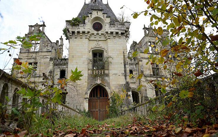 הכניסה לארמון , צילום: Getty