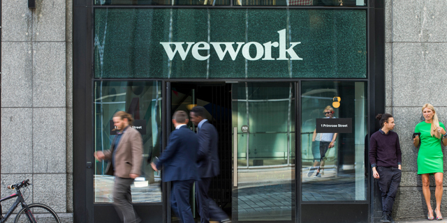 WeWork to Acquire Workplace Management Company SpaceIQ