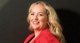"""מגזין נשים 13.12.17 שלי לנצמן מנכ""""לית מיקרוסופט ישראל, צילום: תומי הרפז"""