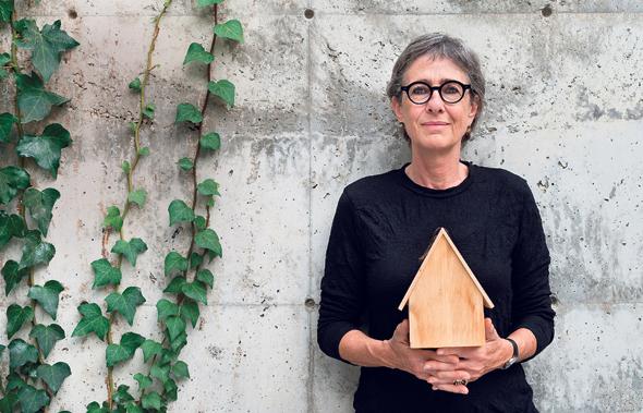 """עמיר. """"אדריכלות צריכה לשאול שאלות על הצרכים של הדיירים, למתוח גבולות ולהציע להם מחשבה אחרת"""""""