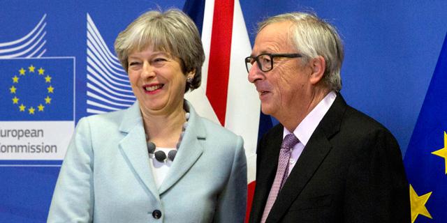 יש הסכמה: האיחוד האירופי ובריטניה עוברים לשלב השני של השיחות על סחר
