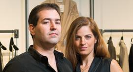 מגזין נשים 13.12.17 שרון טל ובעלה ניר טל מעצבים משכית, צילום: תומי הרפז