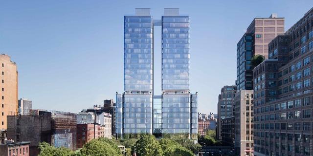 פתרון לבעיית החניה: קנו דירה במגדל בניו יורק וקבלו הסעות ב-BMW