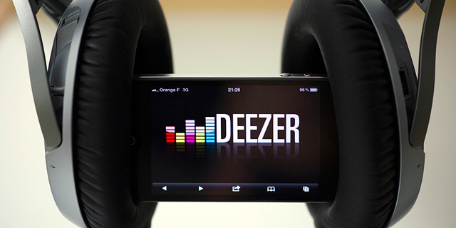 Deezer Launches Music Streaming Service in Israel