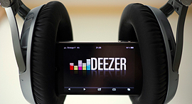 Music streaming platform Deezer. Photo: PR