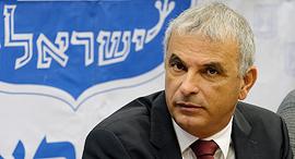 שר האוצר משה כחלון מסיבת עיתונאים 1, צילום: יואב דודקביץ