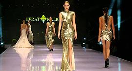 התצוגה של אפרת קליג ב שבוע האופנה גינדי תל אביב 2016, צילום: Youtube