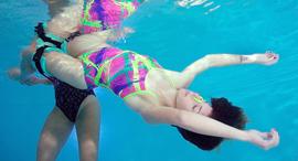 פנאי שיעור water dance, צילום: תומר אבני, אמן צילום תת מימי