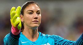 הופ סולו. גם נשיאת Soccer United Marketing קאתי קרטר אמרה כי היא שוקלת להתמודד., צילום: אי פי איי