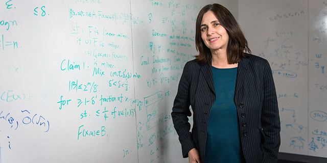 Turing Award winner and Duality co-founder Professor Shafi Goldwasser. Photo: Adrein Bisson