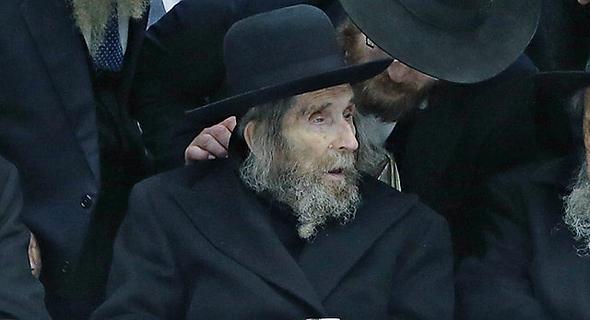 """הרב אהרון לייב שטיינמן ז""""ל. קנאות פרגמטית"""