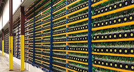 בקבון חוות שרתים Backbone server farm, צילום: Marcelo Lavintmann