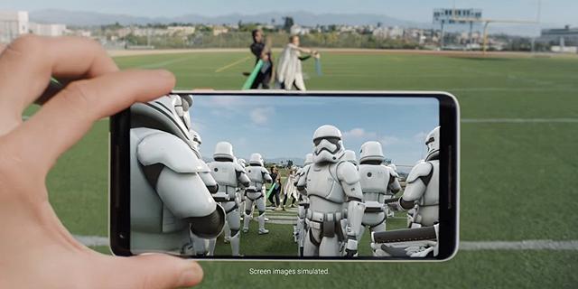 גוגל מביאה את מלחמת הכוכבים ו-Stranger Things למצלמה שלכם