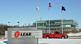 Lear Corp. Photo: Bloomberg
