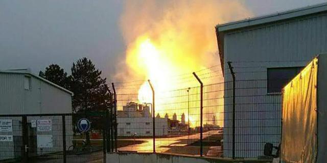 פיצוץ במתקן גז טבעי באוסטריה הקפיץ מחירי הגז באירופה