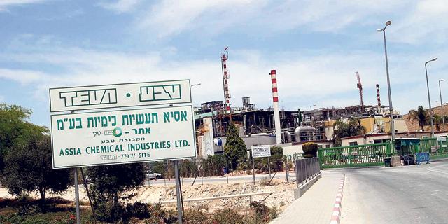 מפעל טבע טק ברמת חובב, צילום: חיים הורנשטיין