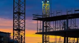 """בנייה בונים אתר בנייה זירת הנדל""""ן, צילום: MichaelGaida"""