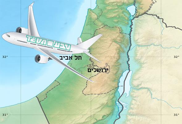 חברת טבע עוזבת את ישראל