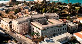 מתחם מלון W יפו הדמיה, צילום: starwoodhotels