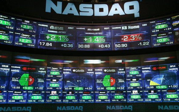 Nasdaq. Photo: Getty Images