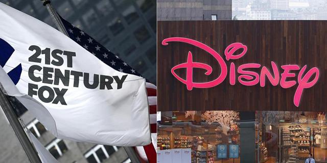 דיסני השלימה את עסקת ה-71 מיליארד דולר של רכישת פוקס