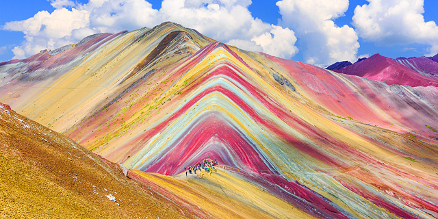 אוויר פסגות: ההרים המרשימים בעולם