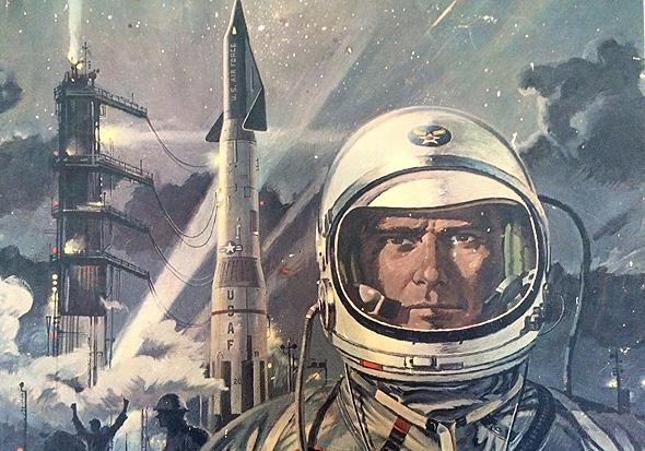 הדבר הגדול הבא: מלחמה בחלל