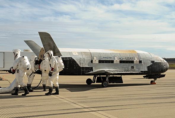 חללית ה-X37