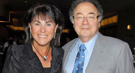 בארי ו האני שרמן, צילום: ריוטרס