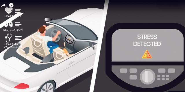 טכנולוגיה חדשה: המכונית שלנו תספר לנו על עצמנו