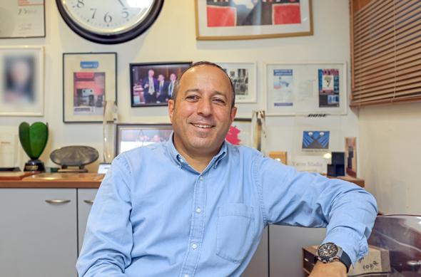 """ירון צפדיה, מנכ""""ל משותף בניופאן"""