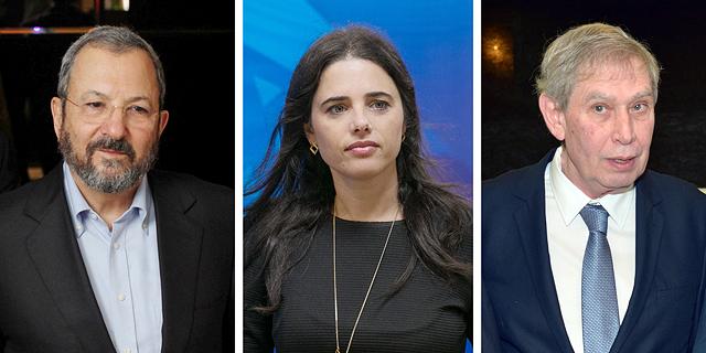 היום על במה אחת: תמיר פרדו, איילת שקד ואהוד ברק