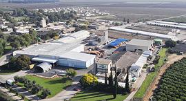 מפעל חוליות ב קיבוץ שדה נחמיה, צילום: משה שטאובר