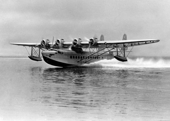 מטוס הקליפר של סיקורסקי