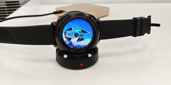 סמסונג שעון חכם Gear Sport מחשוב לביש 5, צילום: ניצן סדן