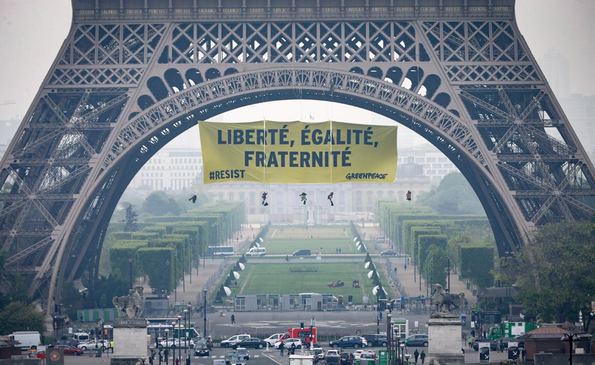צילום: Pierre Baelen / Greenpeace