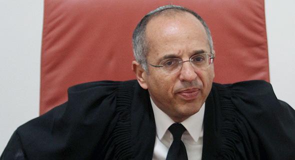 נעם סולברג שופט בית המשפט העליון