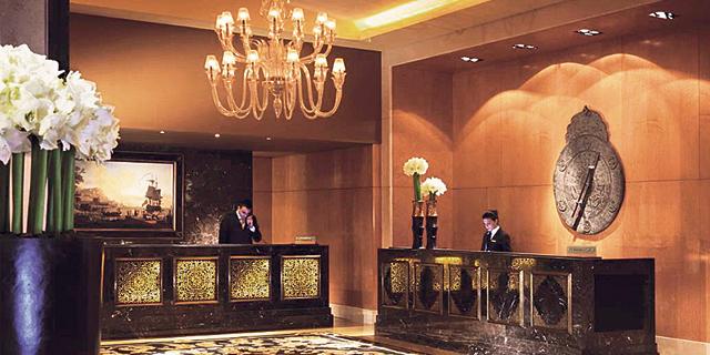 מלון פור סיזנס בביירות. מנהלי ההשקעות של בן טלאל העמידו אותו למכירה, צילום: אתר החברה