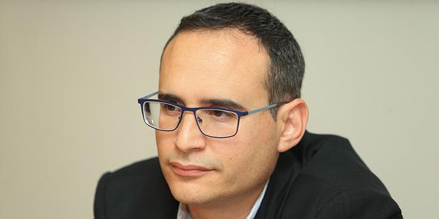 """איתי בן זאב, מנכ""""ל הבורסה , צילום: אוראל כהן"""