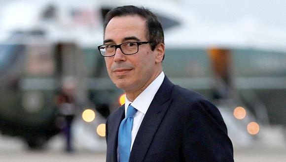 Steven Mnuchin. Photo: Reuters