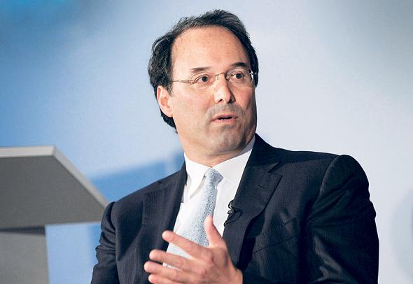 """גארי ברנט, מייסד חברת הנדל""""ן האמריקאית אקסטל , צילום: בלומברג"""