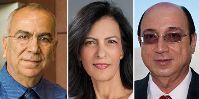 שוקי שמר, אפרים צדקה וסגי איתן בדרך להתמנות למועצה המינהלית של בנק ישראל