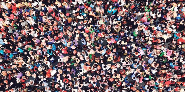 מספר התושבים בישראל צפוי להגיע ל-9 מיליון בפברואר