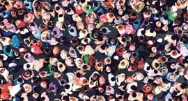 מגזין מנהלים 25.12.17 לא תמיד צודקים הרבה אנשים צפיפות, צילום: שאטרסטוק
