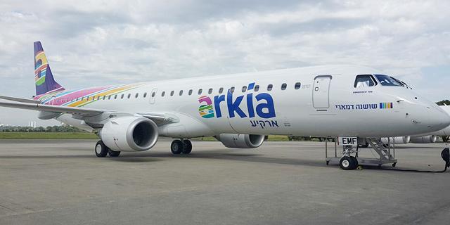 מפעילה חדשה בקו: ארקיע תפעיל טיסות לתאילנד