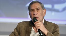 ועידת התחזיות 2018 תמיר פרדו ראש המוסד לשעבר בשיחה עם יואל אסתרון , צילום: עמית שעל
